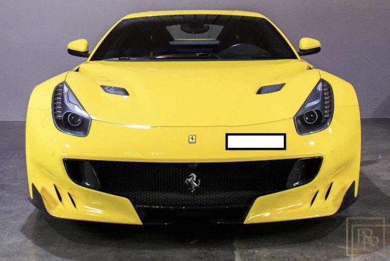 2016 Ferrari F12 TDF Yellow for sale For Super Rich