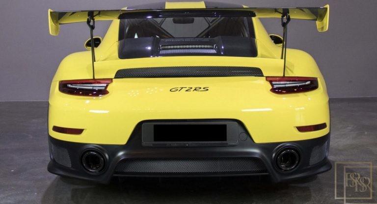 2018 Porsche 911 GT2 RS 3.8 litre for sale For Super Rich