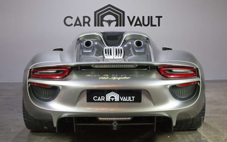 used Porsche 918 SPYDER for sale supercars