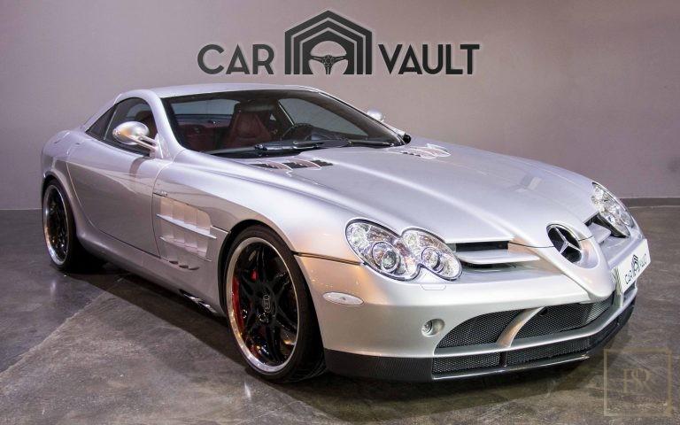 used Mercedes SLR McLAREN for sale