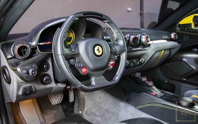 2016 Ferrari F12 TDF 6.3 Litre for sale For Super Rich