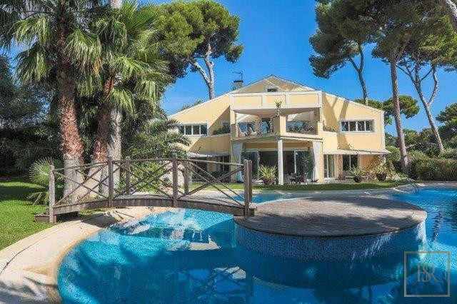 Villa Contemporary 6BR - Cap d'Antibes, French Riviera Used for sale For Super Rich
