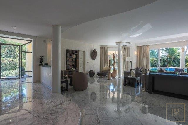 Villa Contemporary 6BR - Cap d'Antibes, French Riviera search for sale For Super Rich
