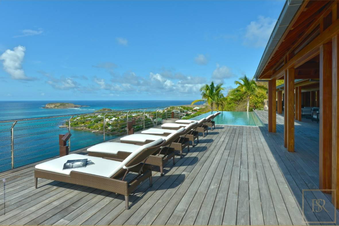 Villa Joy - Marigot, St Barth / St Barts for sale For Super Rich
