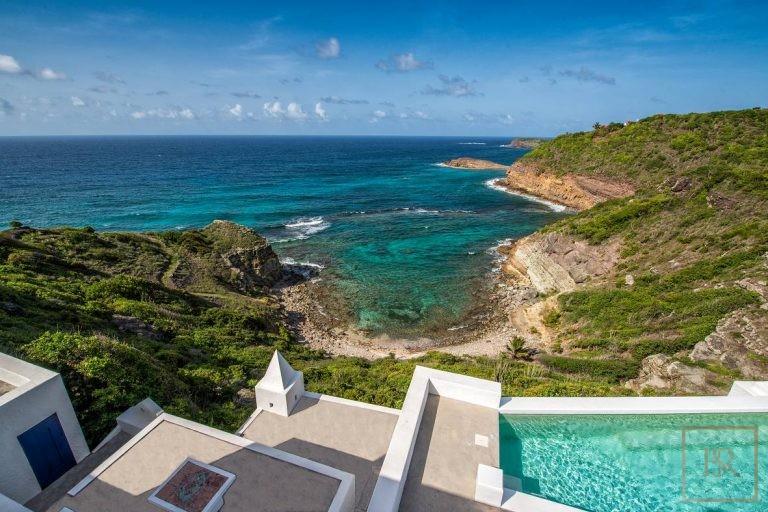 Villa Los Leones - Pt Milou, St Barth / St. Barts New for sale For Super Rich