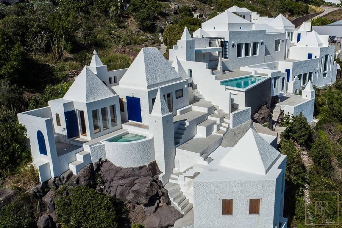Villa Los Leones - Pt Milou, St Barth / St. Barts for sale For Super Rich