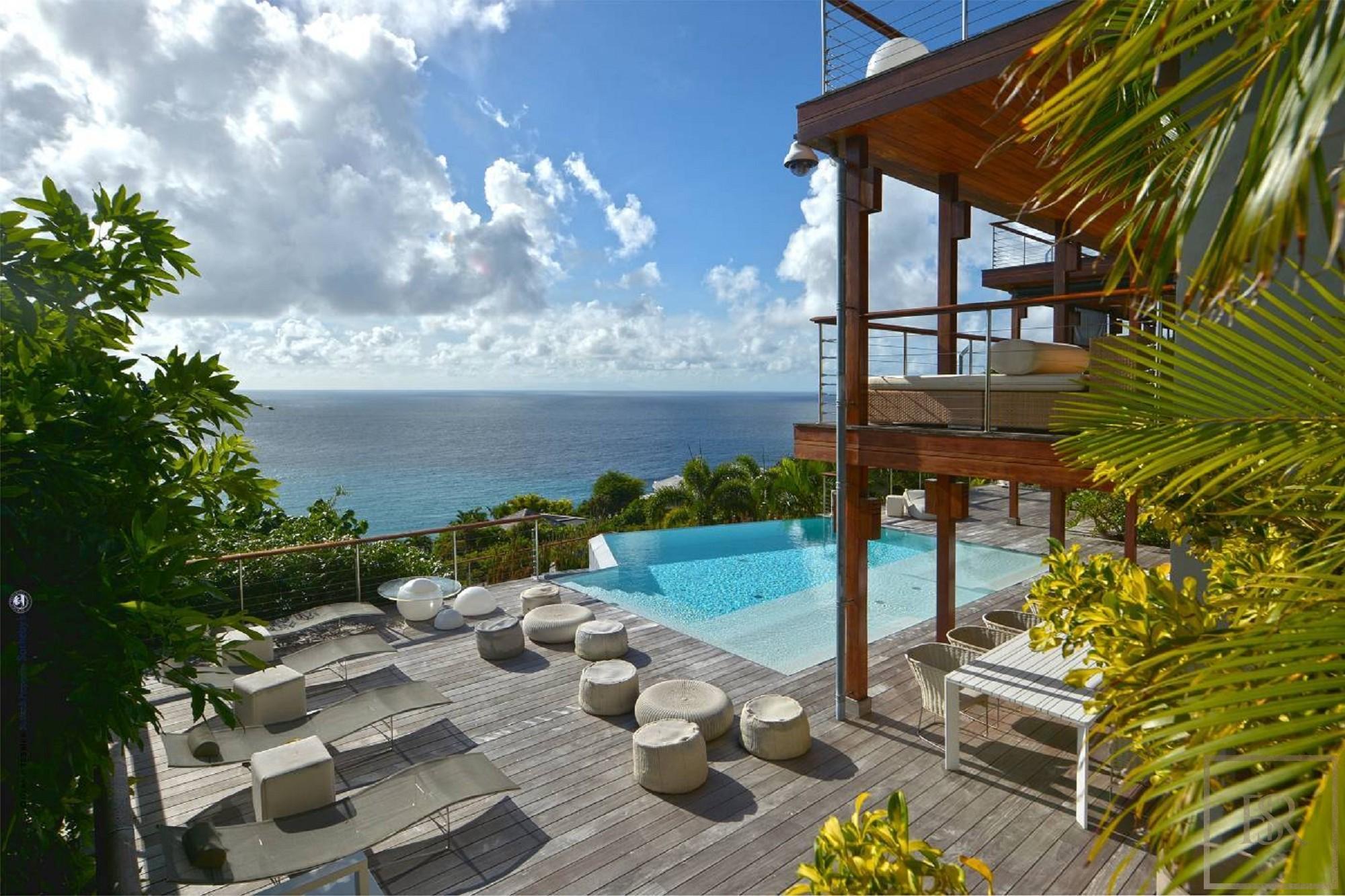 Villa Lyra 6 BR - Gouverneur, St Barth / St Barts rental For Super Rich