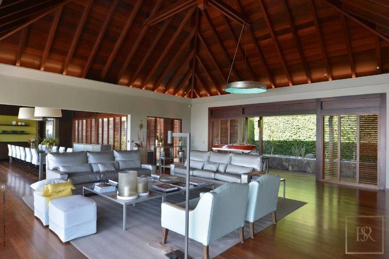 Villa Lyra 6 BR - Gouverneur, St Barth / St Barts 115000 Week rental For Super Rich