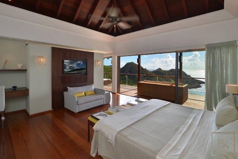 Villa Lyra 6 BR - Gouverneur, St Barth / St Barts price rental For Super Rich
