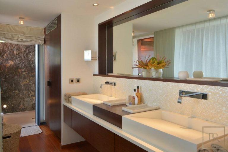 Villa Lyra 6 BR - Gouverneur, St Barth / St Barts travel rental For Super Rich