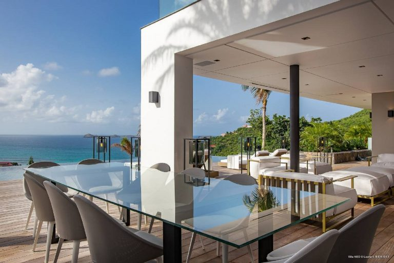Villa Neo 6 BR - St Jean, St Barth / St Barts vacation rental For Super Rich