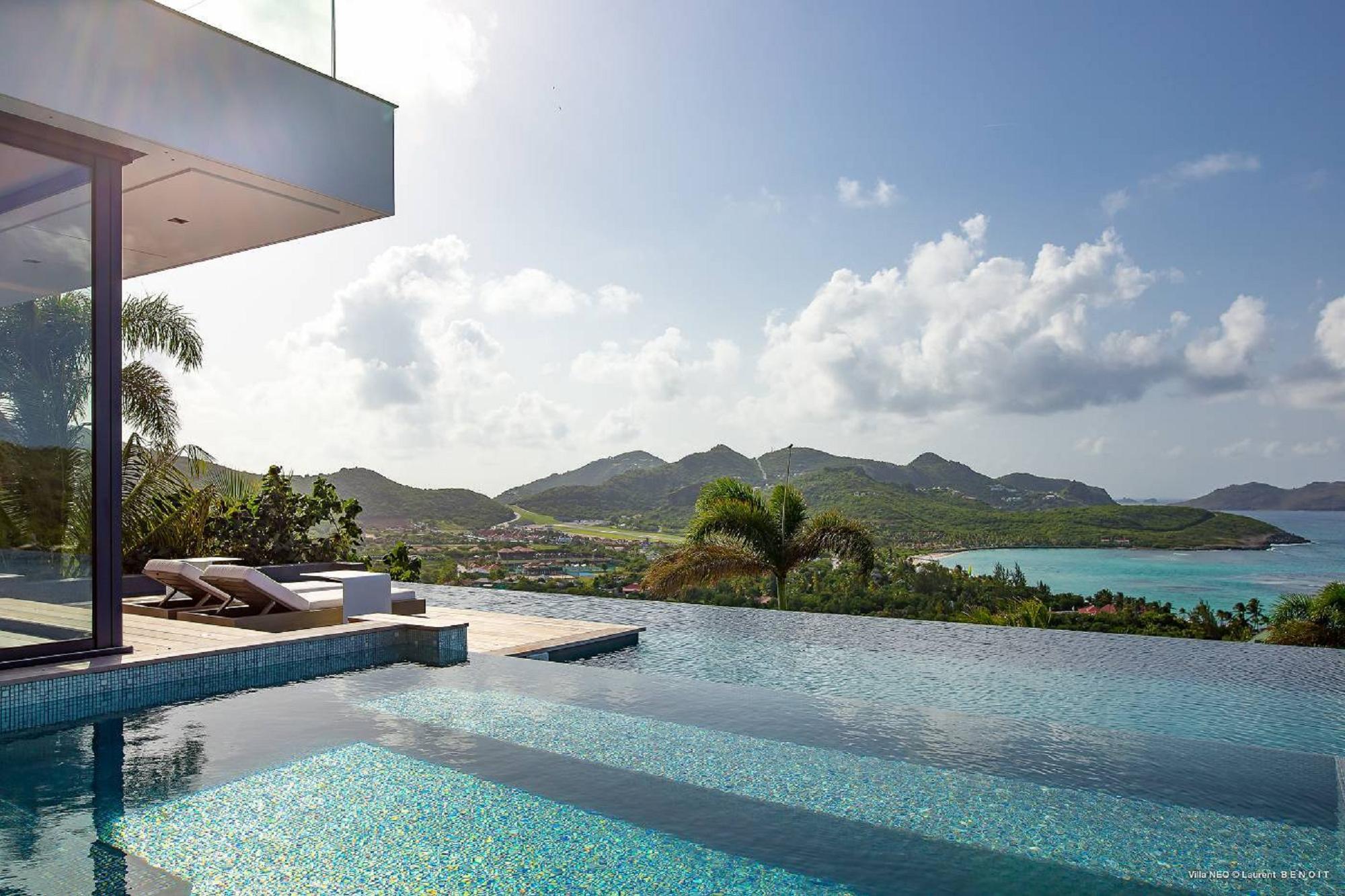 Villa Neo 6 BR - St Jean, St Barth / St Barts rental For Super Rich