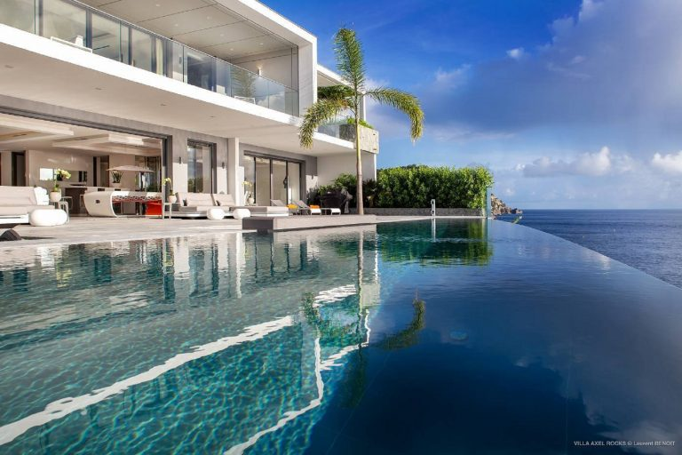 For super rich most expensive real estate St Barth - Gustavia St Barth St. Barthélemy for rent holiday