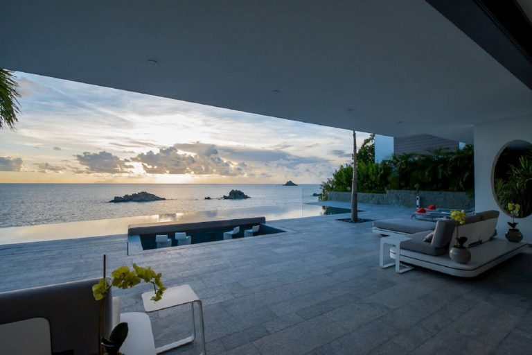 For super rich villa St Barth - Gustavia St Barth St. Barthélemy for rent holiday