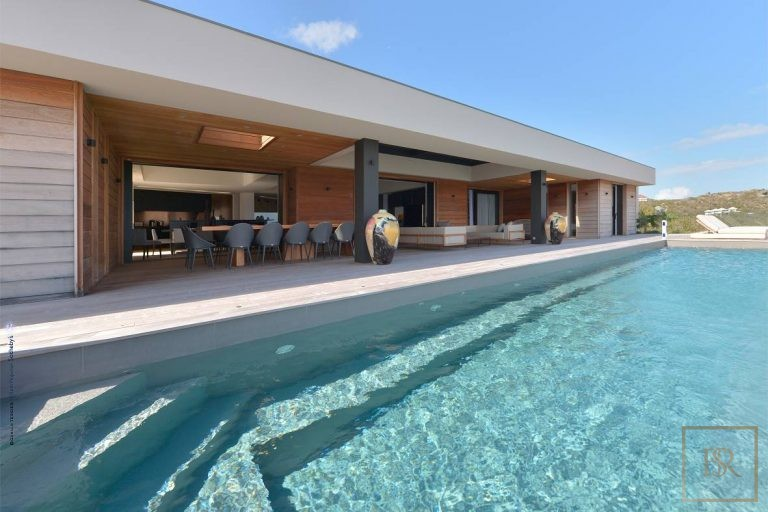 For super rich luxury villa St Barth - Marigot St Barth St. Barthélemy for sale