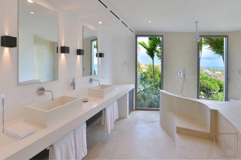 Villa Romane - Marigot, St Barth / St Barts photos for sale For Super Rich