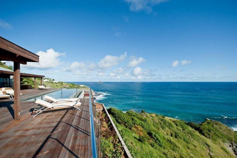 Villa Seascape - Pointe Milou, St Barth / St Barts Villa Seascape for sale For Super Rich