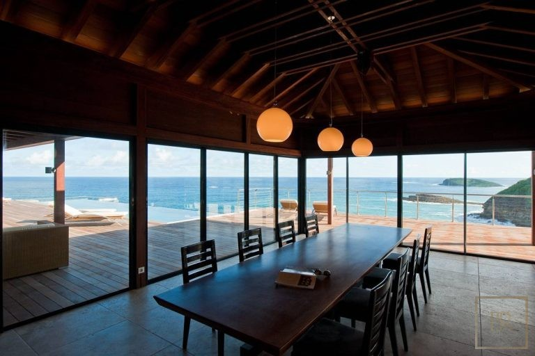 Ultra luxury home St Barth - Pointe Milou St Barth St. Barthélemy for sale