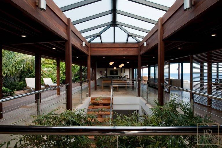 For super rich buy ultra luxury villa St Barth - Pointe Milou St Barth St. Barthélemy for sale