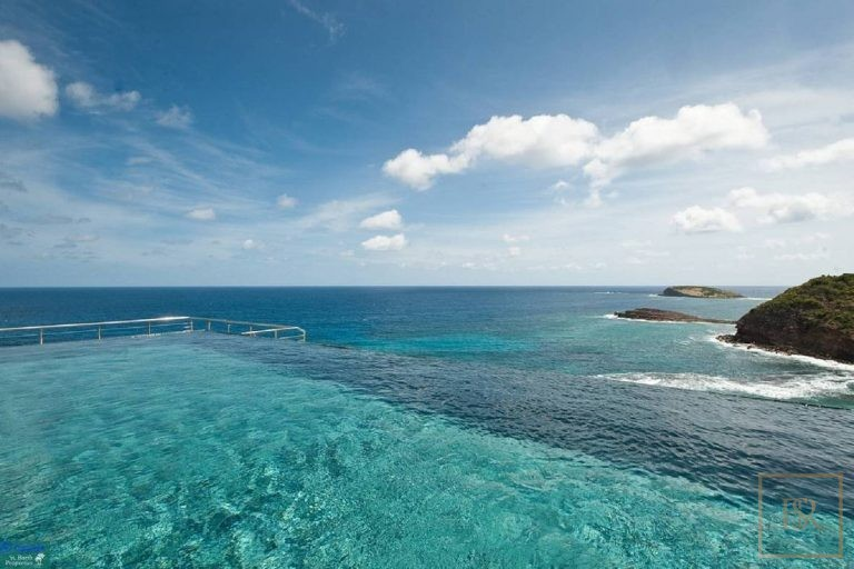 For super rich buy most expensive real estate St Barth - Pointe Milou St Barth St. Barthélemy for sale