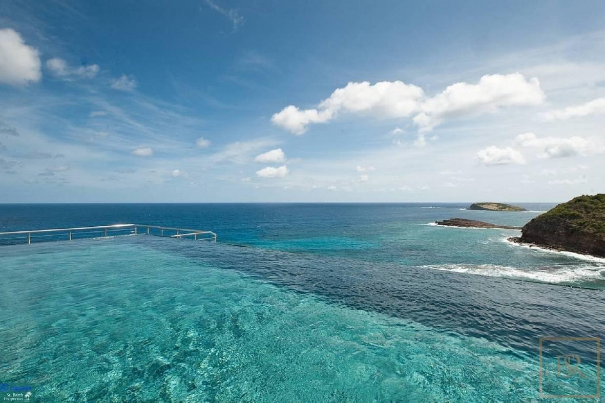 Villa Seascape - Pointe Milou, St Barth / St Barts for sale For Super Rich