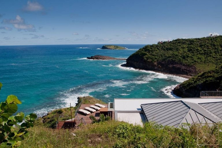 For super rich luxury home, house, property, villa St Barth - Pointe Milou St Barth St. Barthélemy for sale