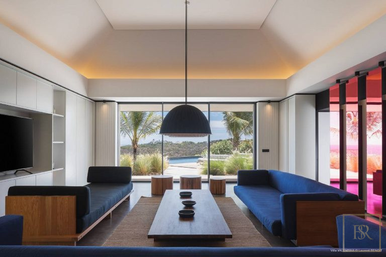 Villa Valentina Estate Pt Milou, St Barth / St Barts real estate for sale For Super Rich