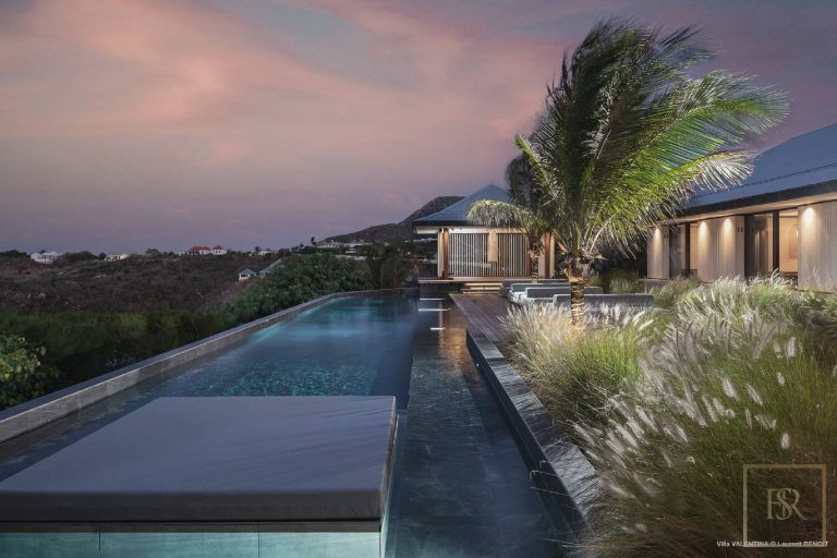 Villa Valentina Estate Pt Milou, St Barth / St Barts property for sale For Super Rich
