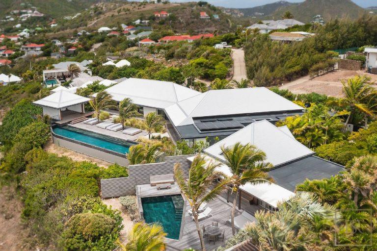 Villa Valentina Estate Pt Milou, St Barth / St Barts best for sale For Super Rich