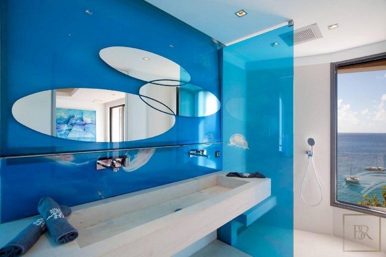 Villa Vitti 5 BR - Lurin, St Barth / St Barts top rental For Super Rich