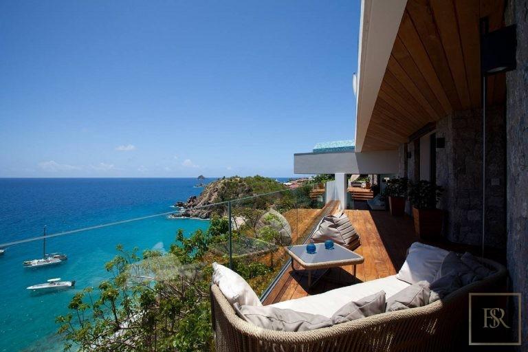 Villa Vitti 5 BR - Lurin, St Barth / St Barts real estate rental For Super Rich