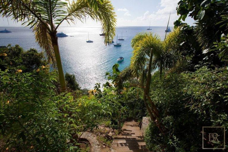 Villa Vitti - Lurin, St Barth / St Barts exclusive for sale For Super Rich