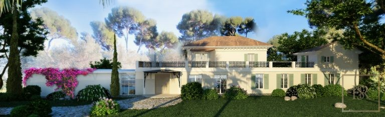 Villa Century - Cap d'Antibes, French Riviera search for sale For Super Rich