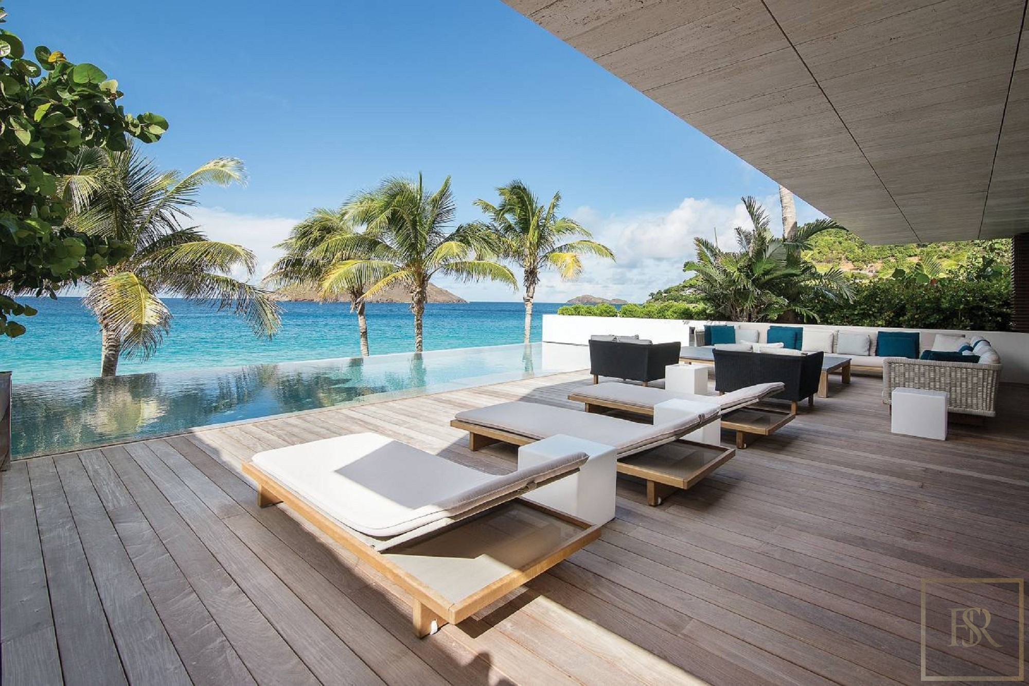 Villa Wake Up 6 BR - Flamand, St Barth / St Barts rental For Super Rich