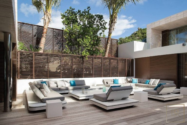 Villa Wake Up 6 BR - Flamand, St Barth / St Barts best rental For Super Rich