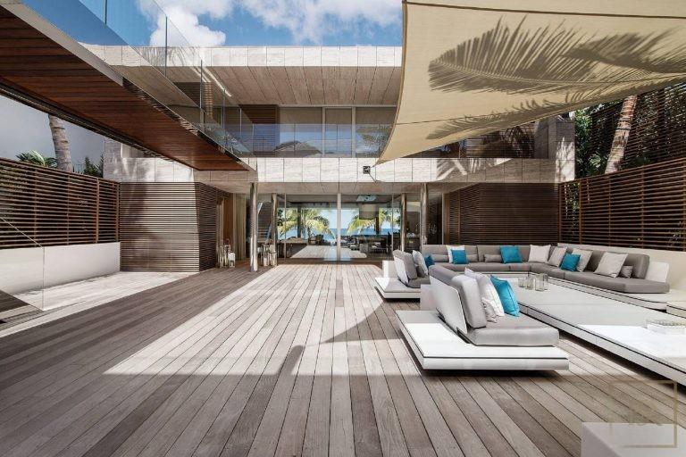 Villa Wake Up 6 BR - Flamand, St Barth / St Barts price rental For Super Rich