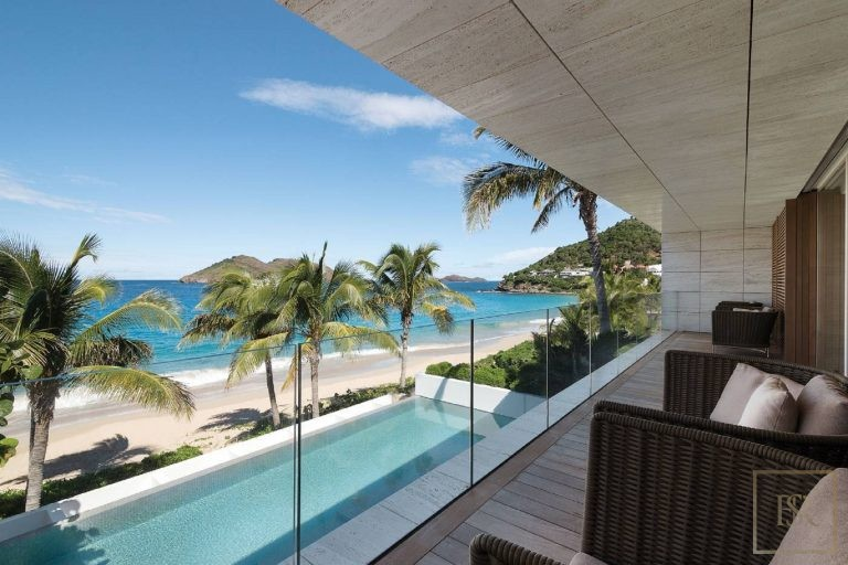 Villa Wake Up 6 BR - Flamand, St Barth / St Barts deal rental For Super Rich