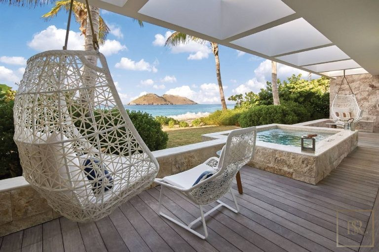 Villa Wake Up 6 BR - Flamand, St Barth / St Barts exclusive rental For Super Rich