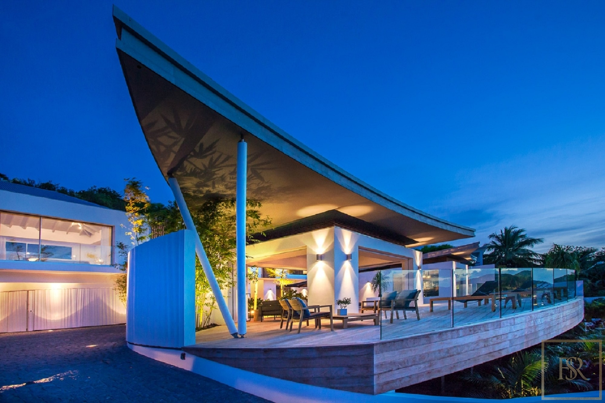 Villa Wings 4 BR - St Jean, St Barth / St Barts rental For Super Rich
