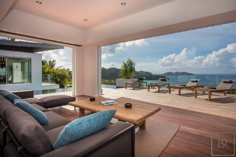 Ultra luxury property St Barth - Saint Jean St Barth St. Barthélemy for rent holiday