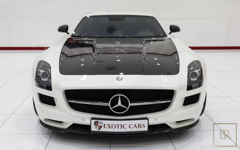 used Mercedes SLS AMG Black Series for sale