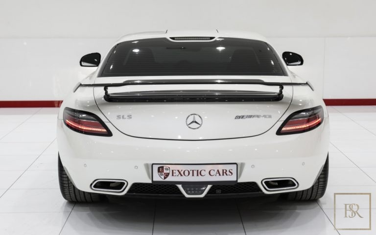 used Mercedes SLS AMG Black Series for sale supercars