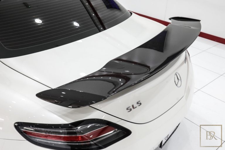 used Mercedes SLS AMG Black Series for sale hypercar