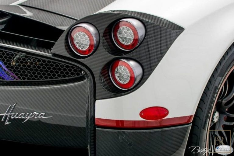2016 Pagani HUAYRA buyers for sale For Super Rich
