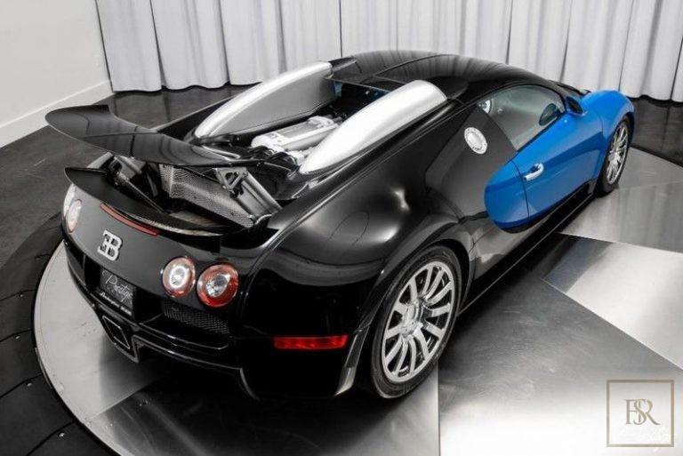 2010 Bugatti VEYRON value for sale For Super Rich