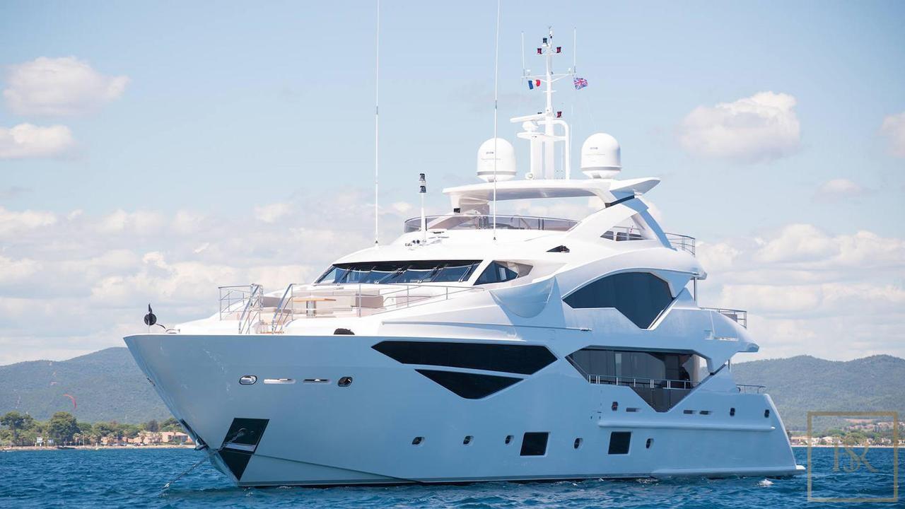 Sunseeker E-MOTION 40 Meters charter rental For Super Rich
