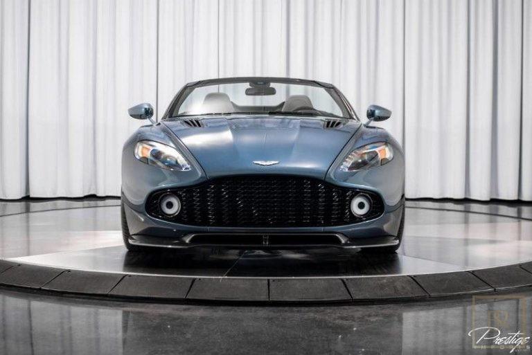 used Aston Martin Vanquish Zagato for sale