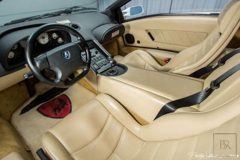 used Lamborghini DIABLO SV for sale luxury car