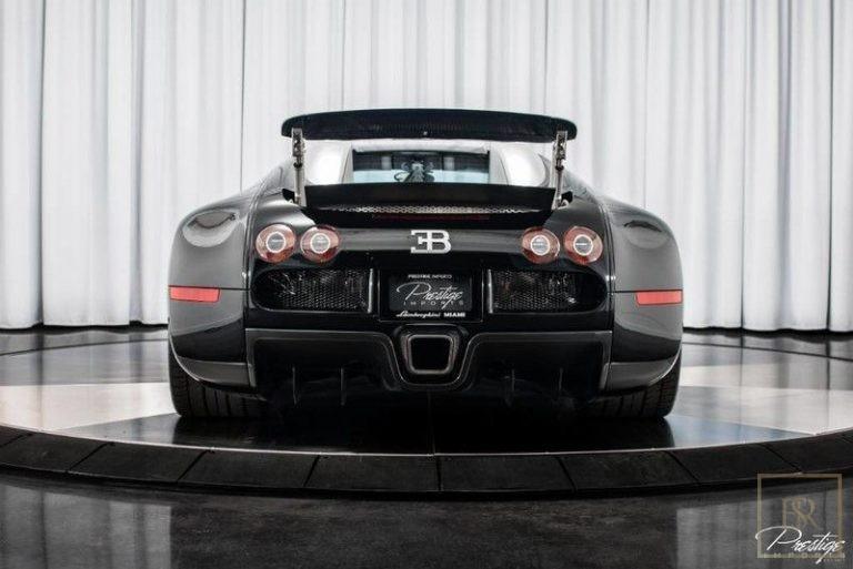 2010 Bugatti VEYRON W16 for sale For Super Rich