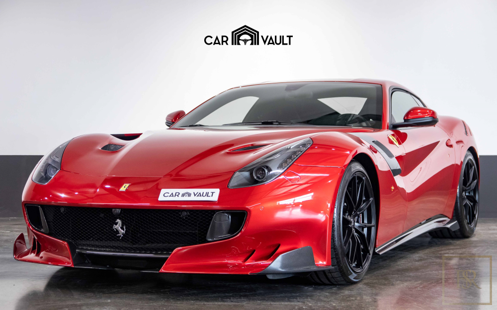 2017 Ferrari F12 TDF for sale For Super Rich